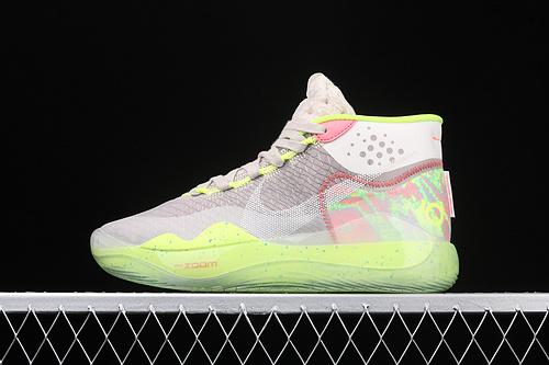 Nike Zoom KD12 EP 杜兰特12代战靴 AR4230-900