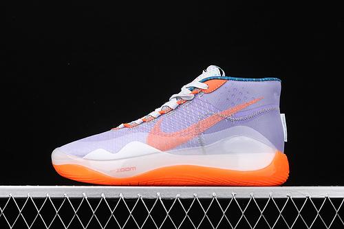 Nike Zoom KD12 EP 杜兰特12代战靴 AR4230-500