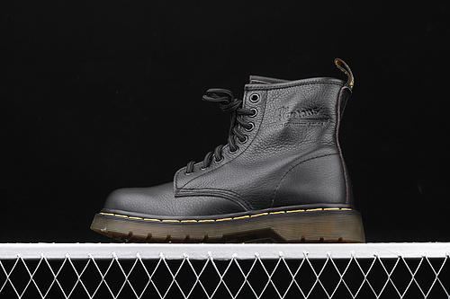 处理 Dr.martens 马丁靴 1460系列 头层荔枝纹软皮 11821002
