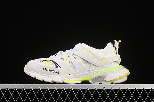 Balenciaga Sneaker Tess s.Gomma Res BI ALV/TIS EFF NUBUK/TIS E 巴黎世家2020最新配色潮流跑鞋 W1GC39070