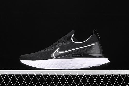 Nike Epic React Flyknit 瑞亚全新系列编织透气休闲运动跑步鞋 CD4371-002