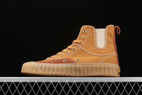 Excelsior 饼干2.0 复古厚底焦糖饼干高帮帆布鞋 24CS_TB