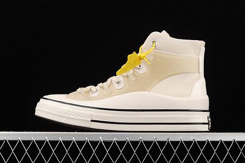 Kim Jones x Converse 1970s 联名款高帮休闲帆布鞋 171258C