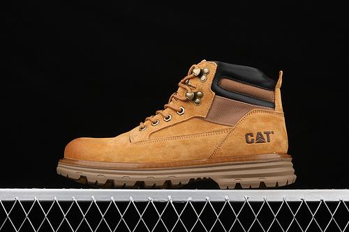 CAT FOOTWEAR/ CAT 工装休闲复古潮鞋系列 P722638-3