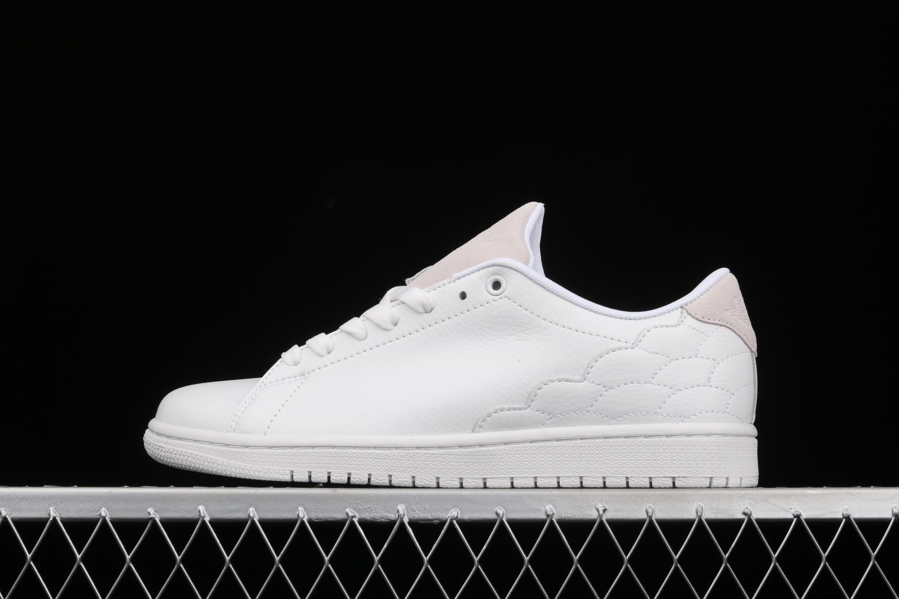 Air Jordan 1 Center Court AJ1 乔1灰白低帮板鞋 DJ2756-100