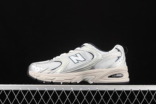 公司级 New Balance NB530系列复古休闲慢跑鞋 MR530KA