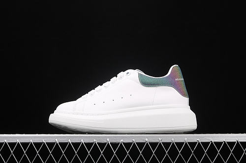Alexander McQueen Sole Sneakers 麦昆秋冬新款厚底休闲运动小白鞋