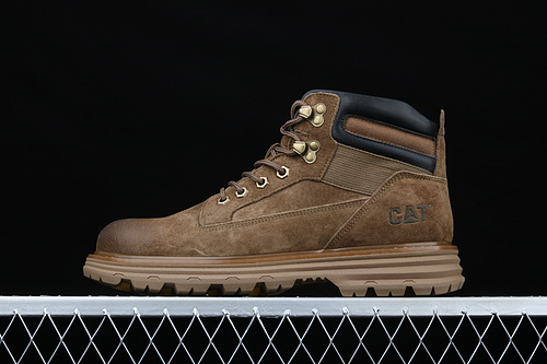 CAT FOOTWEAR/ CAT 工装休闲复古潮鞋系列 P722638-6