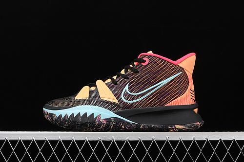 Nk Kyrie 7 Pre Heat Ep 欧文7代 室内休闲运动中帮篮球鞋 DC0588-002