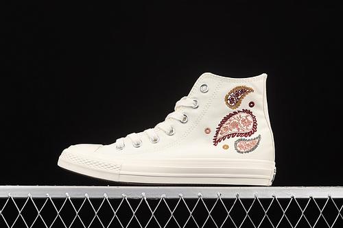 Converse All Star 匡威全新腰果花系列高帮板鞋 572544C