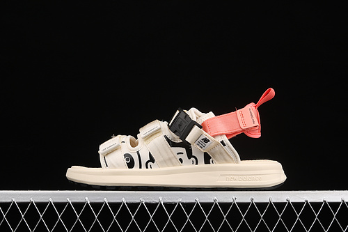 New Balance x Noritake SDL750系列联名款凉鞋 SDL7503N