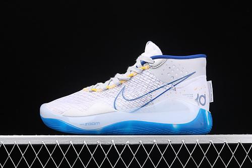 Nike Zoom KD12 EP 杜兰特12代战靴 AR4230-100