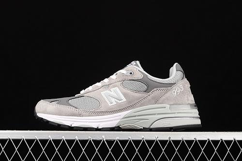 New Balance NB Made In USA M993系列美产血统经典复古休闲运动百搭老爹跑步鞋 MR993GL