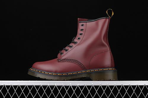 Dr.martens 马丁靴 1460系列 代工厂正品订单 八孔高邦 R11822600