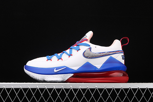 纯原版本 Nk LeBron XVII LBJ17 Tone Squad詹姆斯17 大灌篮 低帮专业实战篮球鞋 CD5007-100