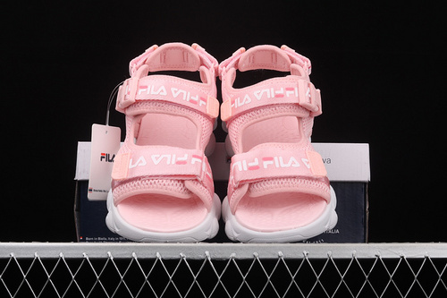 Fila Jagger 2 Sandal 斐乐爪爪2代厚底高街潮流夏季沙滩魔术贴凉鞋 F12W024505FPP