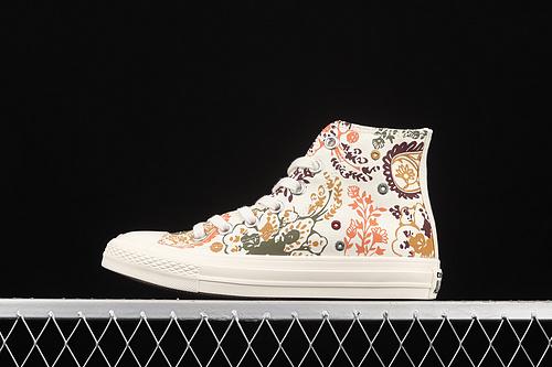 Converse All Star 匡威全新腰果花系列高帮板鞋 572543C