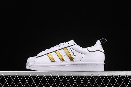 Ad Superstar GX7915 贝壳头帆布休闲运动板鞋