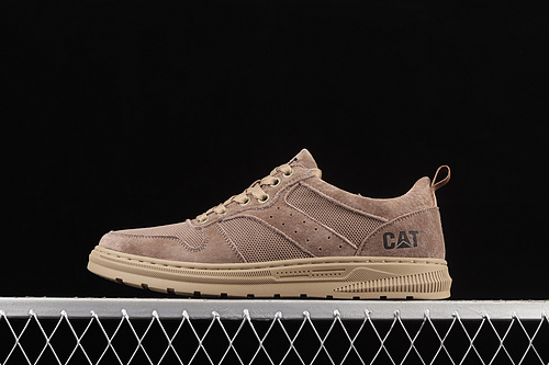 CAT FOOTWEAR/ CAT 卡特21SS秋季新款复古潮鞋系列休闲板鞋 P720588FOUNDER