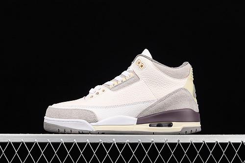 G版 A Ma Maniére x Air Jordan 3 AJ3 乔3联名款 篮球鞋 DH3434-110