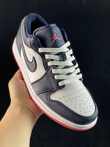 X版 Air Jordan 1 Low AJ1 乔1 低帮文化休闲运动板鞋 553558-481