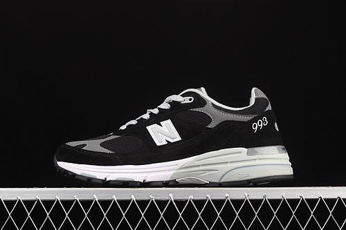 New Balance NB Made In USA M993系列美产血统经典复古休闲运动百搭老爹跑步鞋 MR993BK