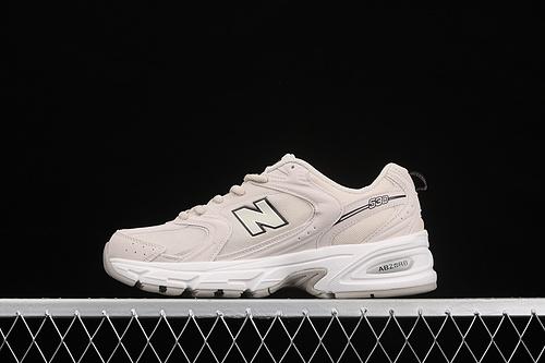 公司级 New Balance NB530系列复古休闲慢跑鞋 MR530SH