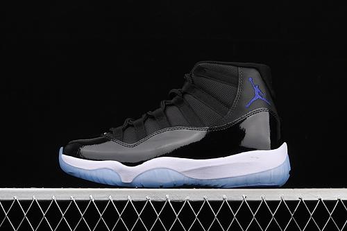 X版 Air Jordan 11 Space Jam AJ11 乔11大灌篮 真标 真碳纤 篮球鞋 378037-003