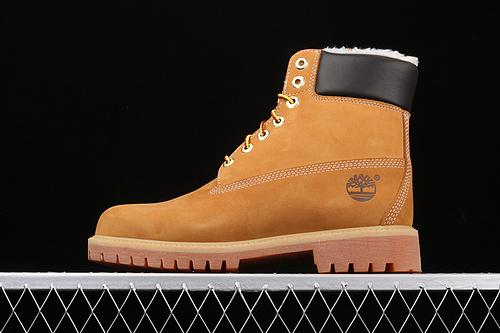 Timberland 天伯伦 经典款加毛大黄靴 TB0A41FP713