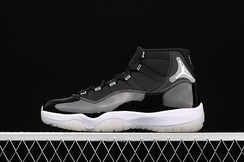 "ST版本 Air Jordan 11""25th Anniversary""AJ11 乔11大魔王二代 真标真碳 CT8012-011"