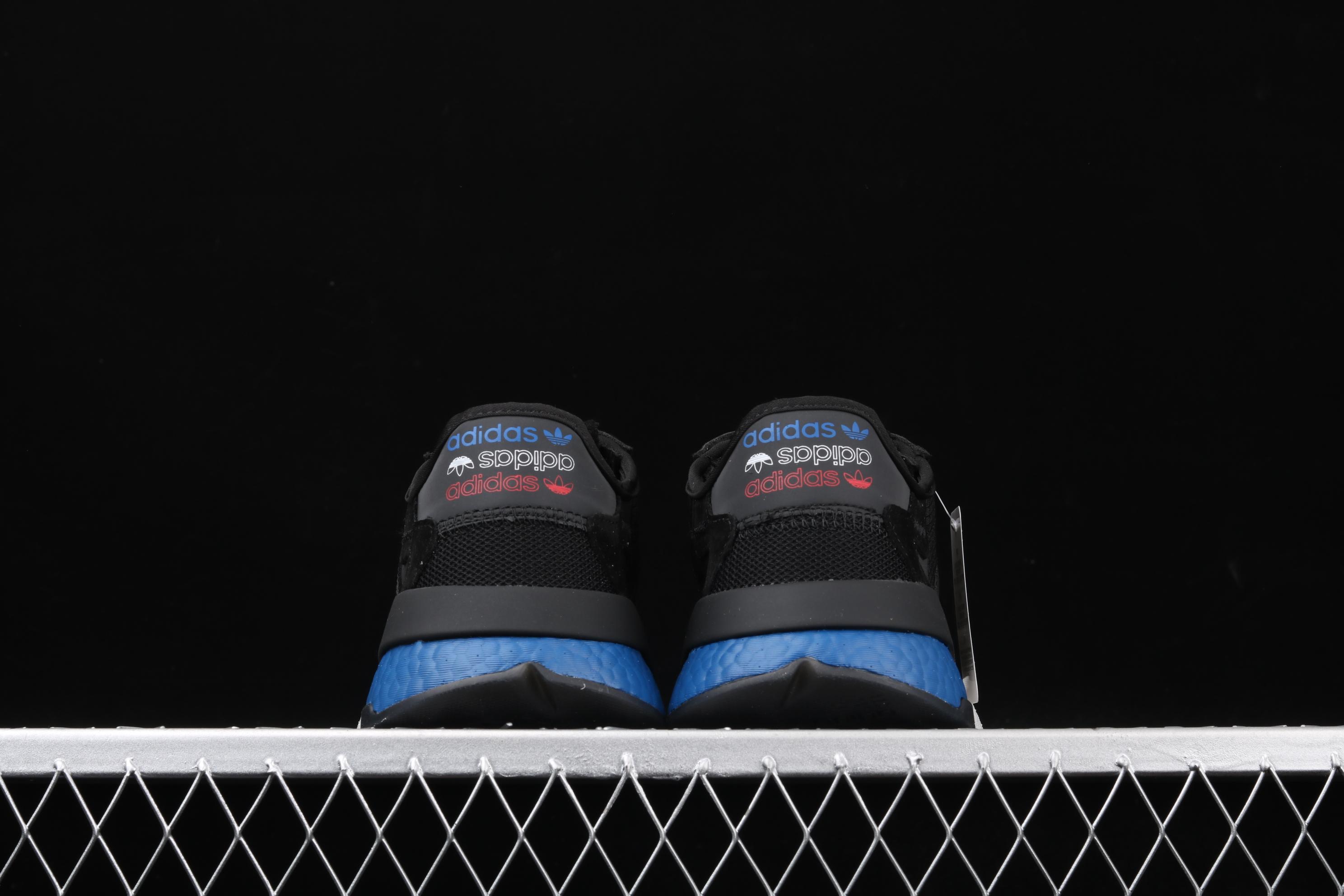 Ad Nite Jogger 2019 Boost FW5331 3M反光复古跑鞋