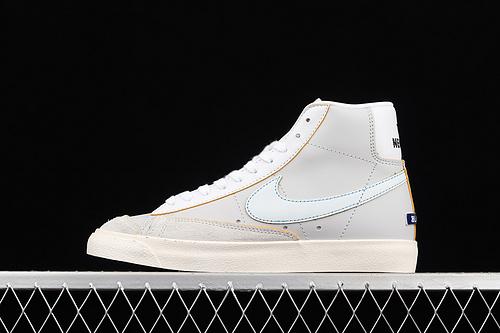 Nk Blazer Mid GS 开拓者高帮休闲板鞋 DC5203-100