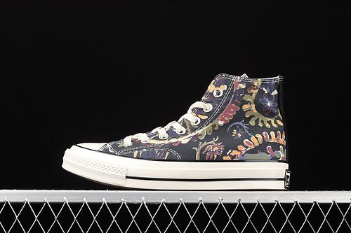 Converse Chuck 70 全新系列腰果花高帮休闲板鞋 572546C