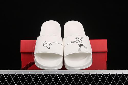 New Balance x Noritake 日本插画家联名超萌CP款夏季居家休闲拖 SMF200NW