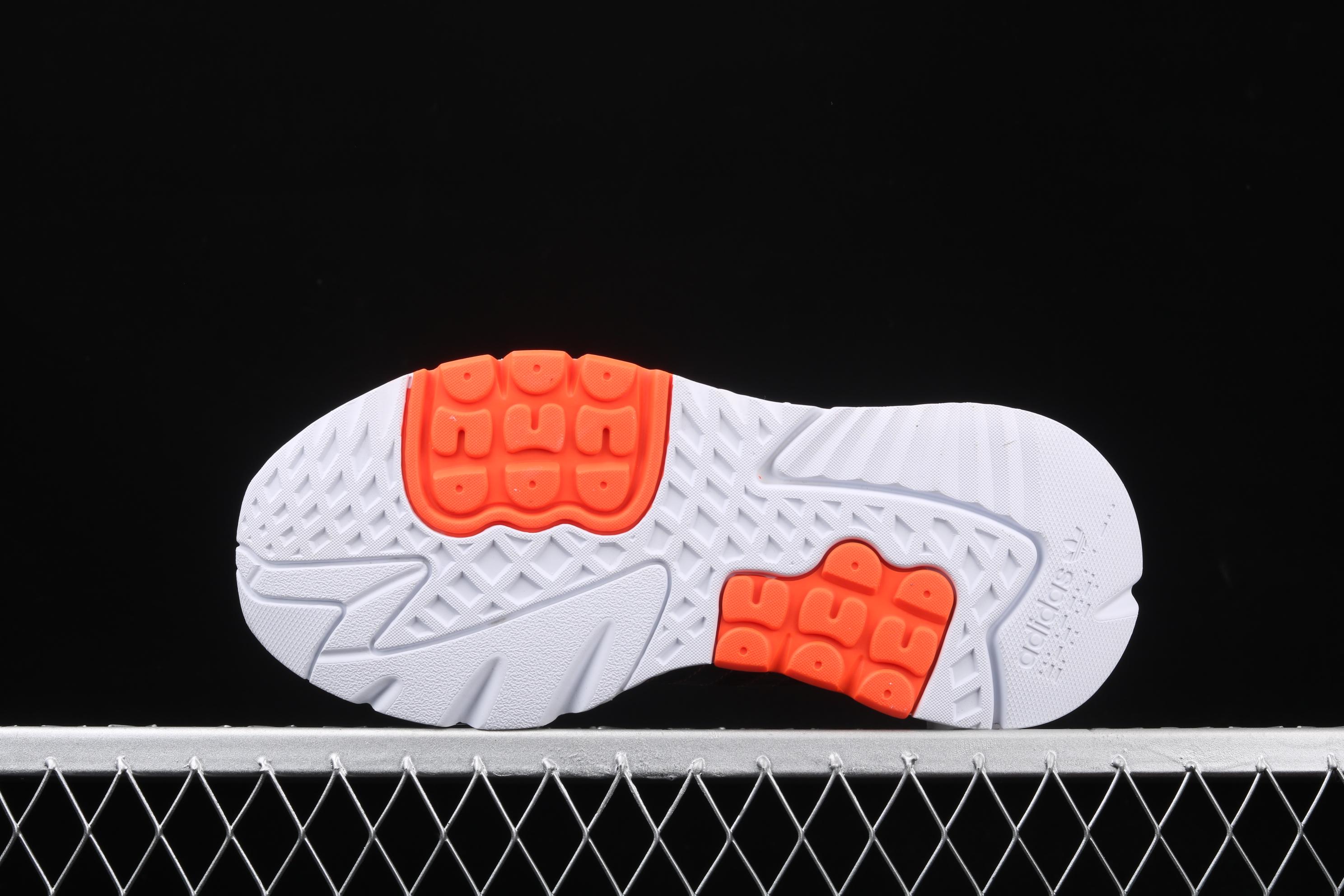 Ad Nite Jogger 2019 Boost FU6842 3M反光复古跑鞋