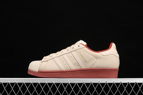 Ad Superstar EG4962 贝壳头头层休闲板鞋