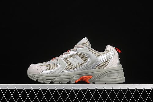 New Balance NB530系列复古休闲慢跑鞋 MR530ASA