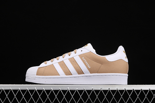 Ad Superstar AJ7918 贝壳头帆布休闲运动板鞋