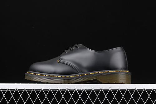 Dr.martens 马丁靴 1461系列 代工厂正品订单 三孔低帮 R11838002