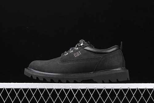 CAT 卡特官网新款 英伦复古工装休闲低帮男靴 P717801