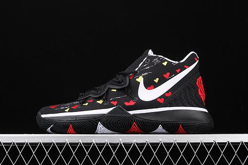纯原版本 NK  Kyrie 5 x Sneaker Room 欧文5 超玫瑰联名 篮球鞋 AO2919-601