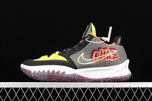 Nk Kyrie low 4 EP 文4代 低帮实战篮球鞋 CZ0105-002