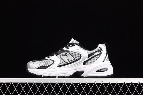 New Balance NB530系列复古休闲慢跑鞋 MR530USX