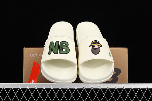 Jeon Hwangi x New Balance 联名韩国插画师系列夏季休闲百搭运动潮流拖鞋 SD1101JHI-270