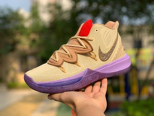 欧文5埃及Nike Kyrie 5 x Concepts 联名 欧文5 埃及 CI9961-900 尺码:39-46