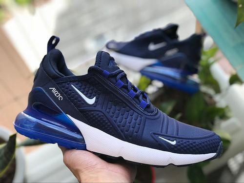 Max270 蓝白色  Nike Air Max 270ll 蓝白色 半掌气垫 ah8060-414 尺码:40-45