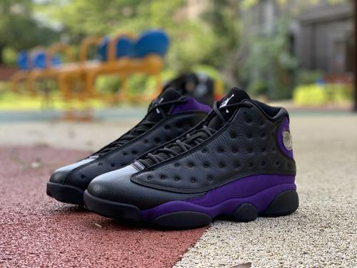 aj13黑紫 Air Jordan 13 'Court Purple'dj5982-015