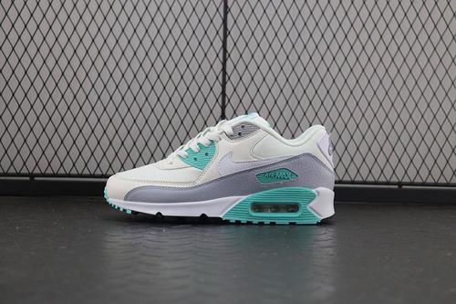 AIR Max 90 灰白绿女鞋  325213-140
