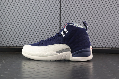 "日本限定 Air Jordan 12 ""International Flight"" 日本东京之行 BV8016-445"