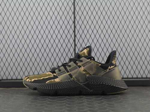 X Undefeated Prophere UNDFTD 迷彩 跑鞋 AC8198 男鞋